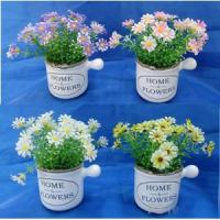 MML 13817 цветы в кружке 8,5*6*12см