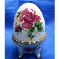MML 14013 шкатулка-яйцо 4,7*7,5см
