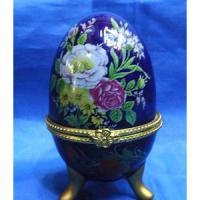 MML 14016 шкатулка-яйцо 4,7*7,5см