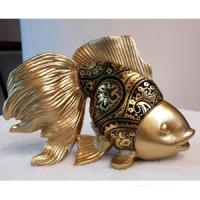 HOL 20506 золотая рыбка 23,5см