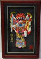 + 611003 Китай.фигурка под стеклом