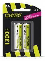 Аккумулятор ФАZА R6 1300mAh AA BL-2
