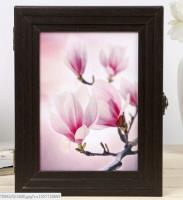 Ключница Цветы (венге) в ассортименте 24*36 см