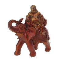 LFK 9947 (2) хотей на слоне 9,5*5*10,5см