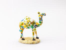 К8851 Декоративный Верблюд (цвета микс) 16 см