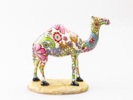 К8852 Декоративный Верблюд (цвета микс) 19,2 см