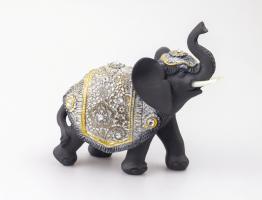 К8850-1 Декоративный Слон 11*10,5 см