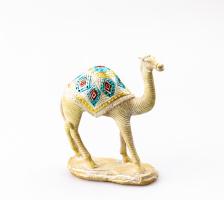 К8886 Фигурка декоративная Верблюд 11*14 см