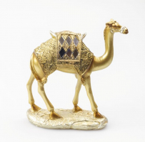 К8888 Фигурка декоративная Верблюд 30*24 см