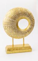 К8896 Изделие декоративное Круг на подставке 20*28 см