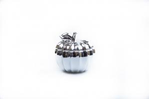 К9163-2 Шкатулка Яблоко (керамика) 10*11 см