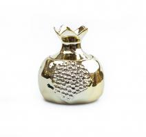 К9164 Шкатулка Гранат (керамика) 12*12*14 см