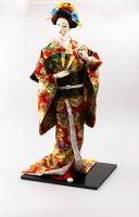 К9010 Декоративная фигура Гейша 53 см (цвета микс)