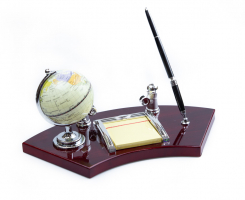 К9197 Канцелярский набор с глобусом 34*18*16 см