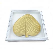 К9116 Декоративное панно Тропики 36*36*7 см