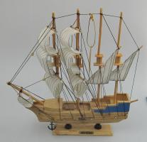 G 60475 Корабль декоративный 33 см