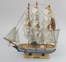 G 60477 Корабь декоративный 33 см