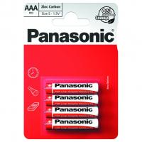Элемент питания Panasonic R03 Zinc Carbon BP4