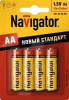 Элемент питания Navigator  NBT-NS-R6-BP4 94 758