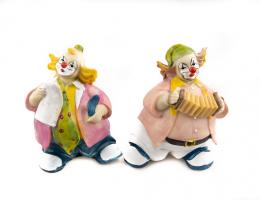 К9148 Клоун декоративный 14 см (2 вида) полистоун