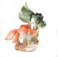 К9002 Фарфоровые рыбы 11*16 см