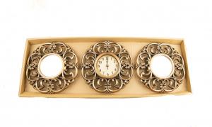 К9305 Часы настенные+2 зеркала