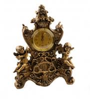 К9067 Часы каминные кварц 32*24 см