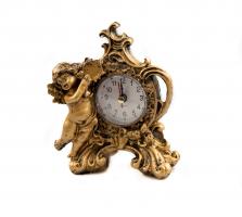 К9069 Часы под бронзу 15*11 см