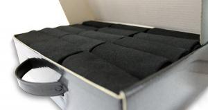 Кейс черный (15 пар)