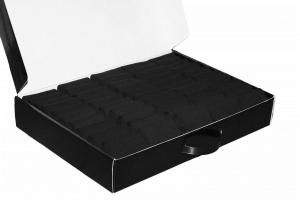 Кейс черный  (30 пар)