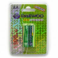 Аккумулятор DAEWOO R6 /(1800mAh) NI-MH BL-2