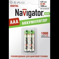 Аккумулятор Navigator 94 462 NHR-1000-HR03-BP2 40915