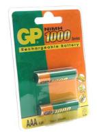 Аккумулятор GP R03/100AAAHC NiMH1000 mAh BC-2PET-G