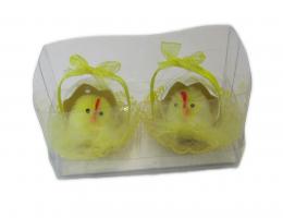 MML 12368 Цыпленок с яйцом 5,5см