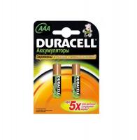 Аккумуляторы  Duracell HR03-4BL 850mAh/900mAh предзаряженные