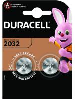 Батарейки  Duracell DL/CR2032-2BL