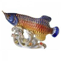 2099030 Рыба, 3цвета, 23см