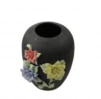 L 51674 ваза фарфор 16,5*15*13см