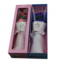 35-34 Декоративные розы из мыла 37 см