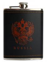 Фляжка №8 кожа СССР