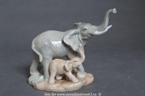 PMF 28932 слоны 20*10*17,5см