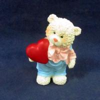 L 51761 (2) мишки с сердцем 9*8*12,6см