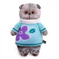 Ks30-141 Басик в весеннем свитере