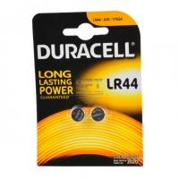 Элемент питания Duracell NEW LR44-2BL(G13)