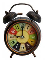К9220 Часы-будильник 12*8,5 см