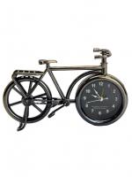 К9212 Часы-будильник Внлосипед 19*11 см