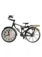 К9213 Часы-будильник Велосипед Ретро 19*11 см