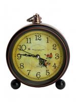 К9219 Часы-будильник Винтаж 16*13 см