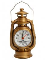 К9211 Часы-будильник Фонарь 18*9 см