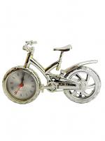 К9217 Часы-будильник Велосипед 14*21 см